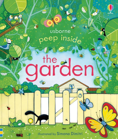 Peep Inside: The Garden