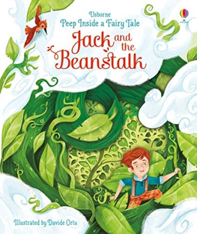 Peep Inside a Fairy Tale: Jack and the Beanstalk
