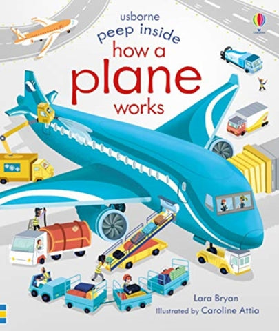 Peep Inside: How a Plane Works