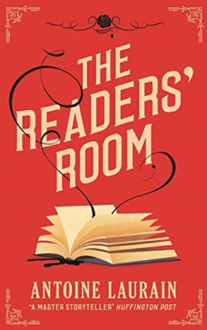 The Readers' Room by Antoine Laurain