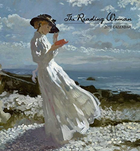 The Reading Woman 2021 Mini Calendar
