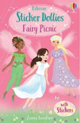 Sticker Dolly Stories: Fairy Picnic