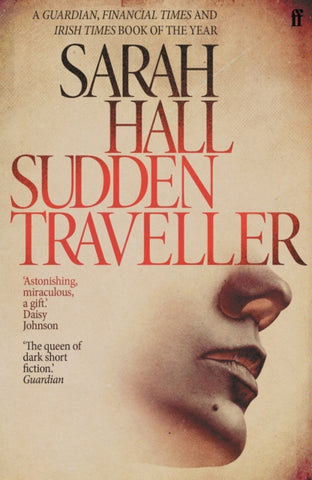Sudden Traveller *SIGNED BOOKPLATE* by Sarah Hall