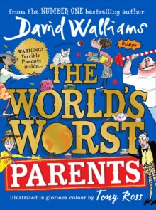 The World's Worst Parents *SIGNED FIRST EDITION* by David Walliams