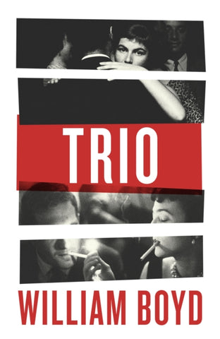 Trio *SIGNED FIRST EDITION* by William Boyd