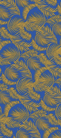 Tropical Blue Tissue Paper