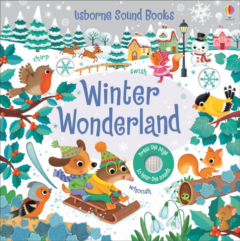 Winter Wonderland Sound Book by Sam Taplin