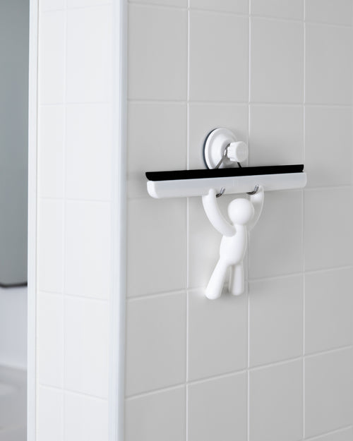 Bathroom Accessories | color: White | Hover