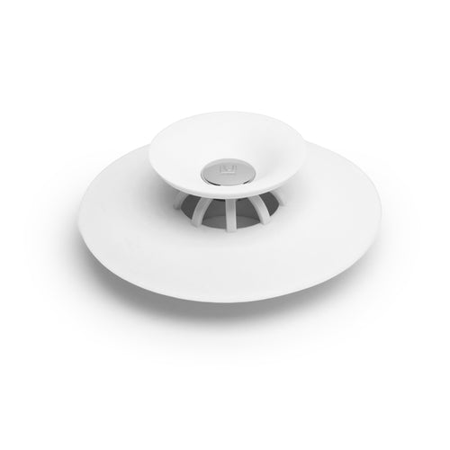 Drain Stop & Hair Catcher | color: White | Hover