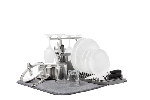 Dish Racks | color: Charcoal