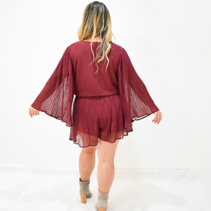 Anything Is Possible Romper - Love and Neutrals - Boutique