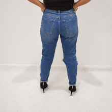Load image into Gallery viewer, Angelina Mom Jeans - Love and Neutrals