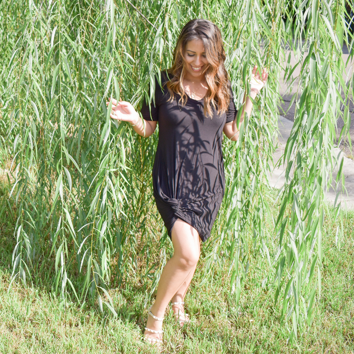 Everyday Little Black Dress - Love and Neutrals - Boutique