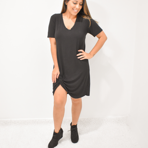 Everyday Little Black Dress - Love and Neutrals