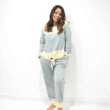 Load image into Gallery viewer, Head In The Clouds Joggers - Love and Neutrals - Boutique