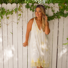 Load image into Gallery viewer, Lemon Lace Dress - Love and Neutrals