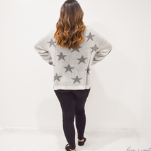 Load image into Gallery viewer, Midnight Sky Sweater - Love and Neutrals - Boutique