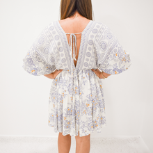 Load image into Gallery viewer, Perfectly Paisley Dress - Love and Neutrals - Boutique