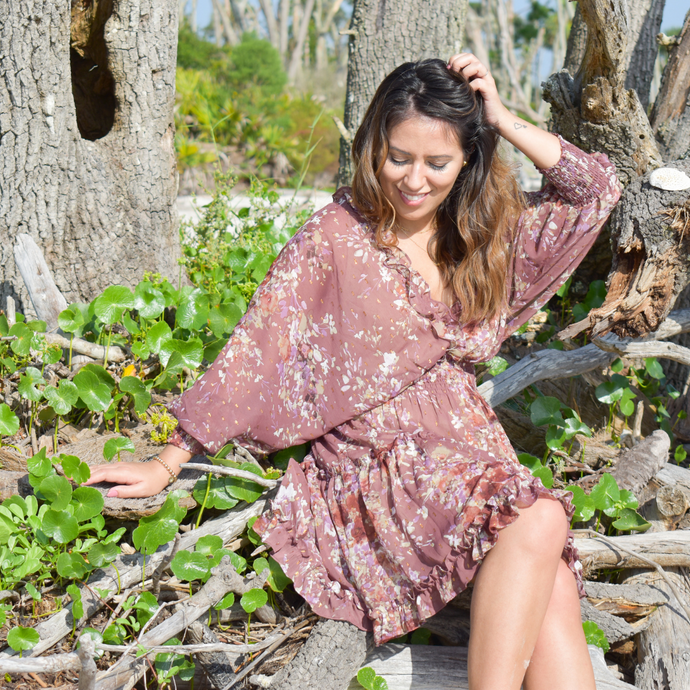 Sitting Pretty Dress - Love and Neutrals - Boutique