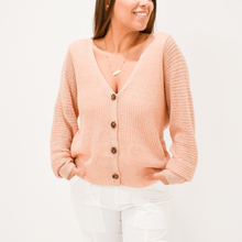 Load image into Gallery viewer, Walk In The Park Cardigan - Love and Neutrals