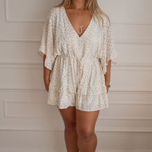 Load image into Gallery viewer, Shoot for the Stars Romper - Love and Neutrals - Boutique