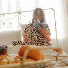 Load image into Gallery viewer, Catwalk Leopard Loungewear Set - Love and Neutrals - Boutique