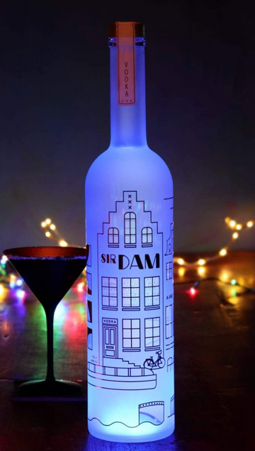 XXL Sir Dam Premium Vodka 1.75L