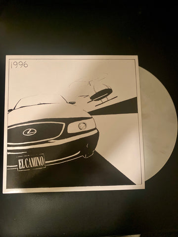 Elcamino 1st EP 96' Vinyl (Marble Edition) Autographed