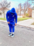 Anti Gun Violence Co Royal Blue Sweatsuit