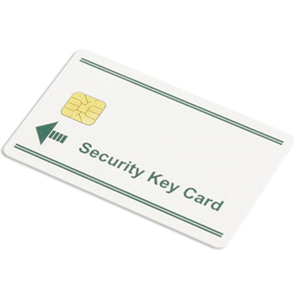 Security Card for AccuVote® TSX