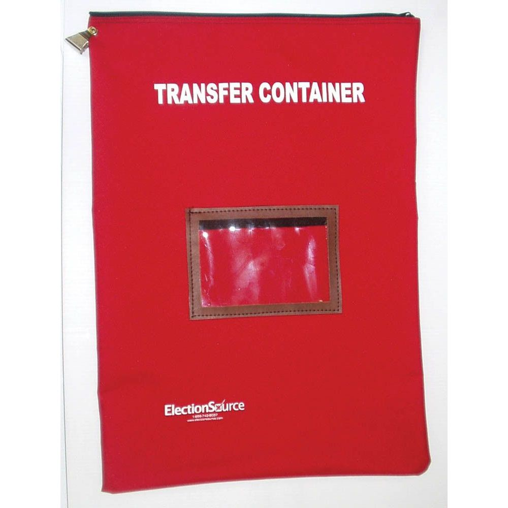Large Precinct Transfer Bags