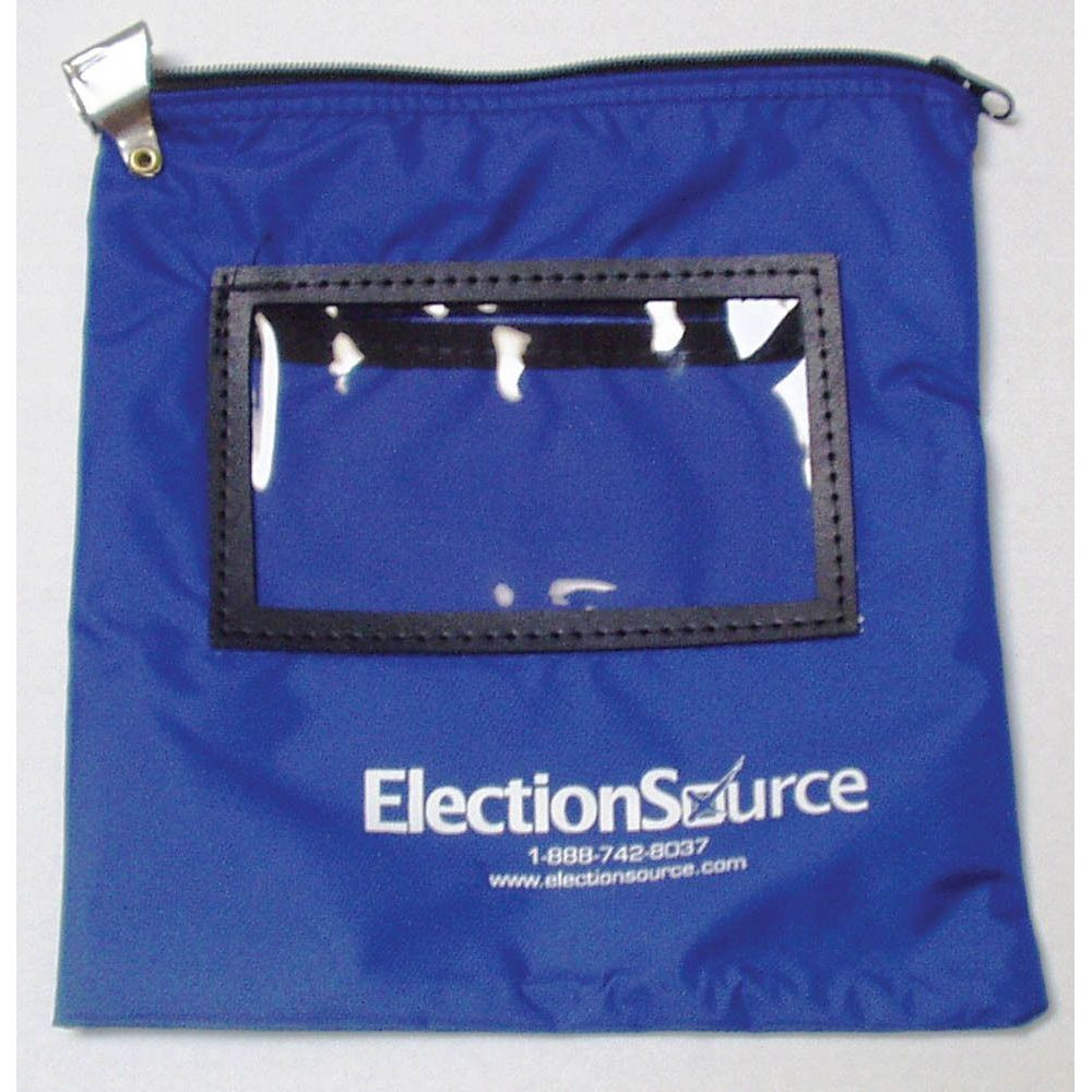 Memory Pack Transfer Bag W-Certificate Window.  BA-29
