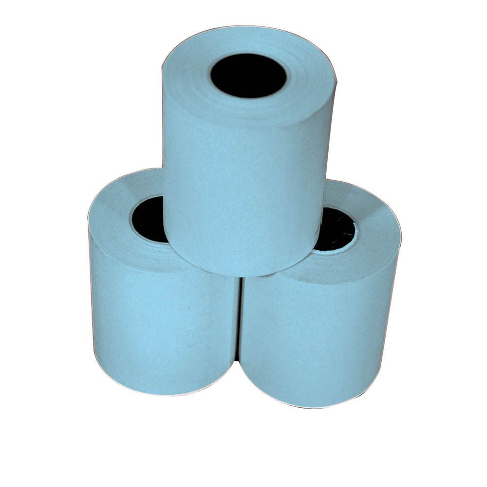Blue Thermal Paper Roll