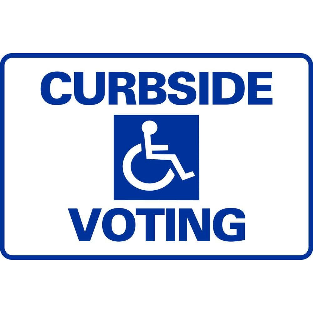 Curbside Voting SG-103D