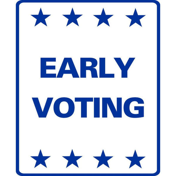 Early Voting SG-210C