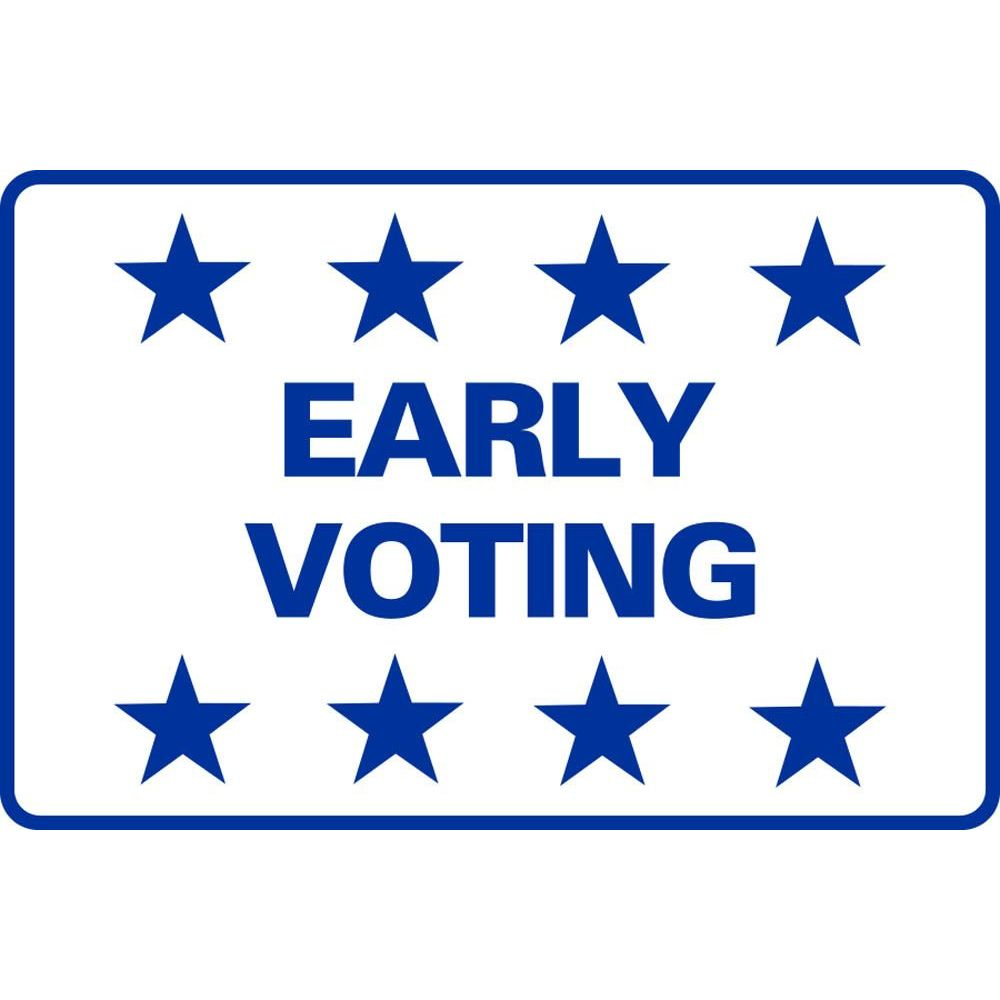 Early Voting SG-210D