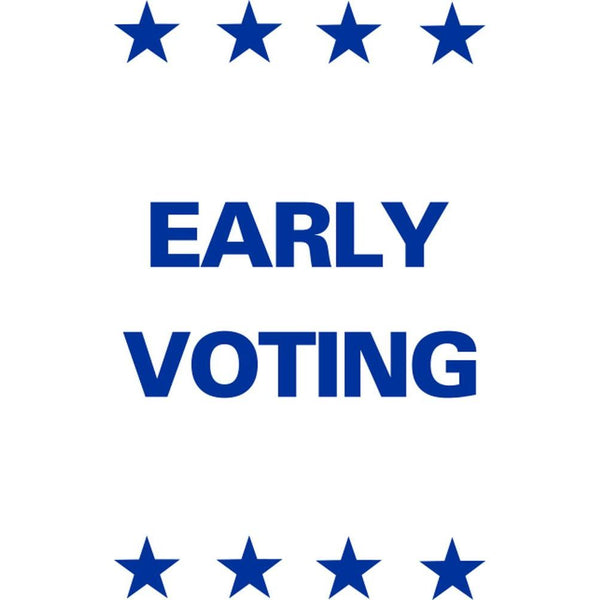 Early Voting SG-210E