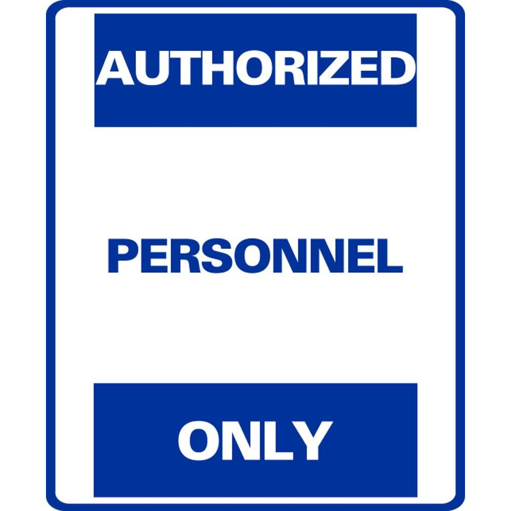 AUTHORIZED PERSONNEL ONLY  SG-302C
