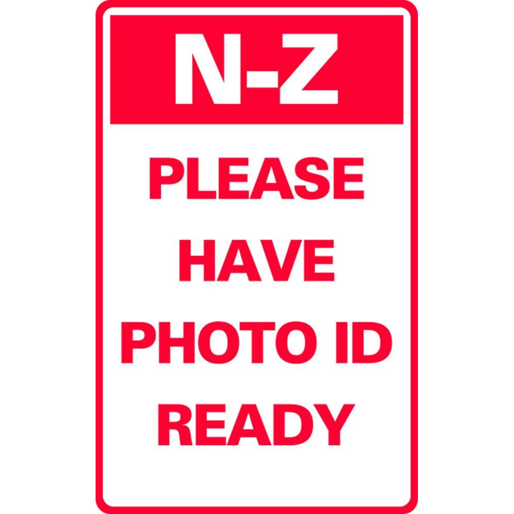 N-Z PLEASE HAVE PHOTO ID READY SG-317F
