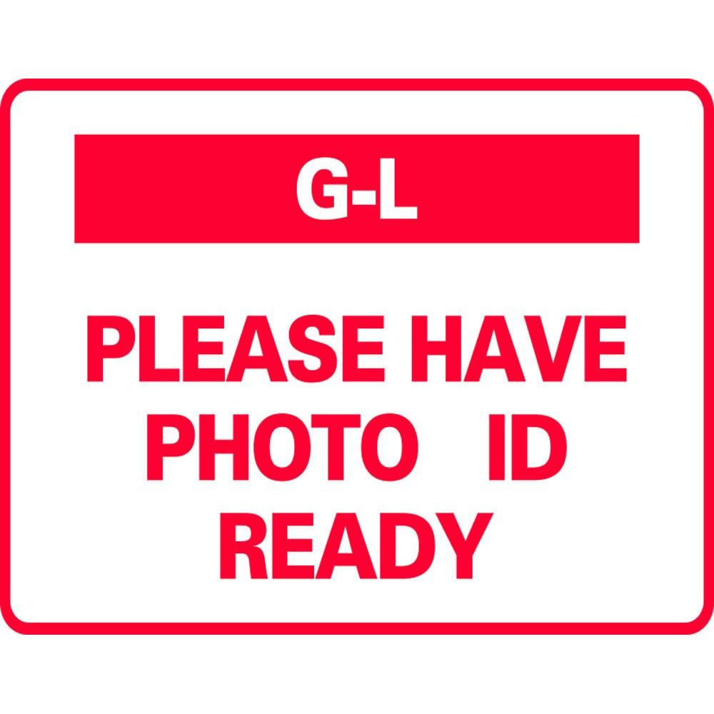 G-L PLEASE HAVE PHOTO READY SG-319G