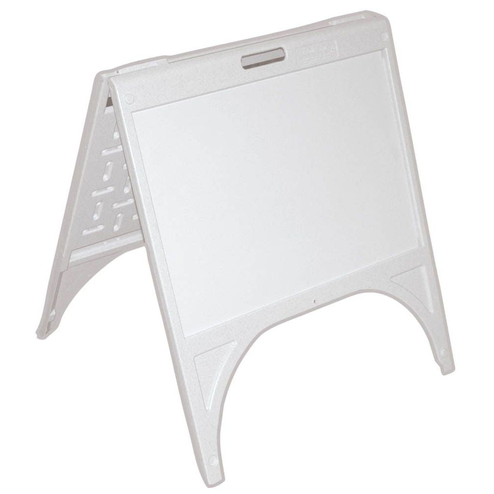 Small Plastic A-Frame Sign Stand