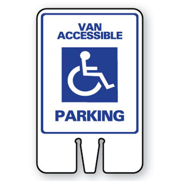 Van Accessible Parking SG-102I2