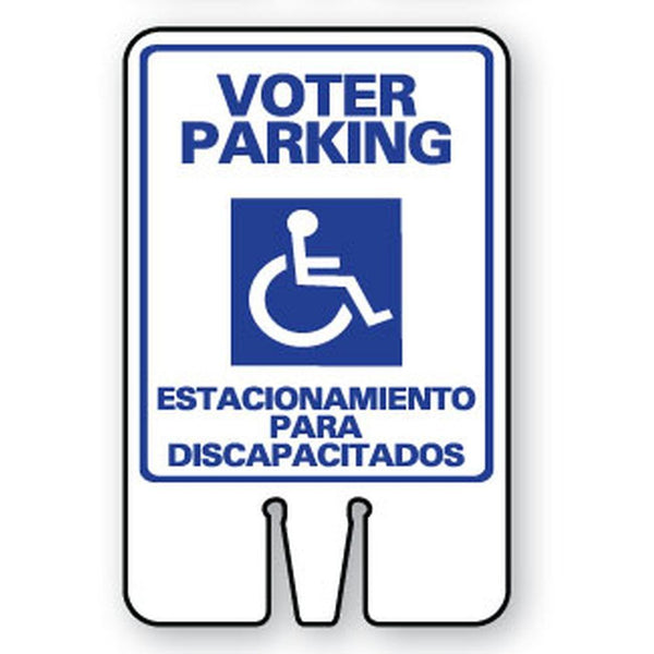 VOTER PARKING ESTACIONAMIENTO PARA DISCAPACITADOS SG-108I2