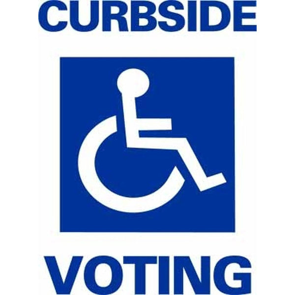 Curbside Voting SG-103A