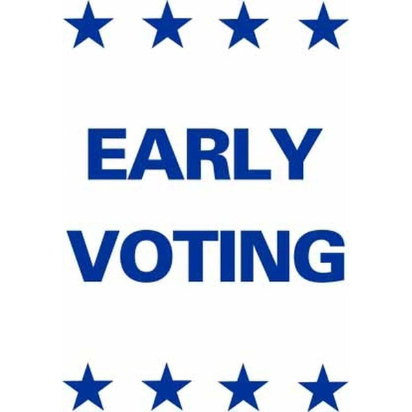 Early Voting SG-210B