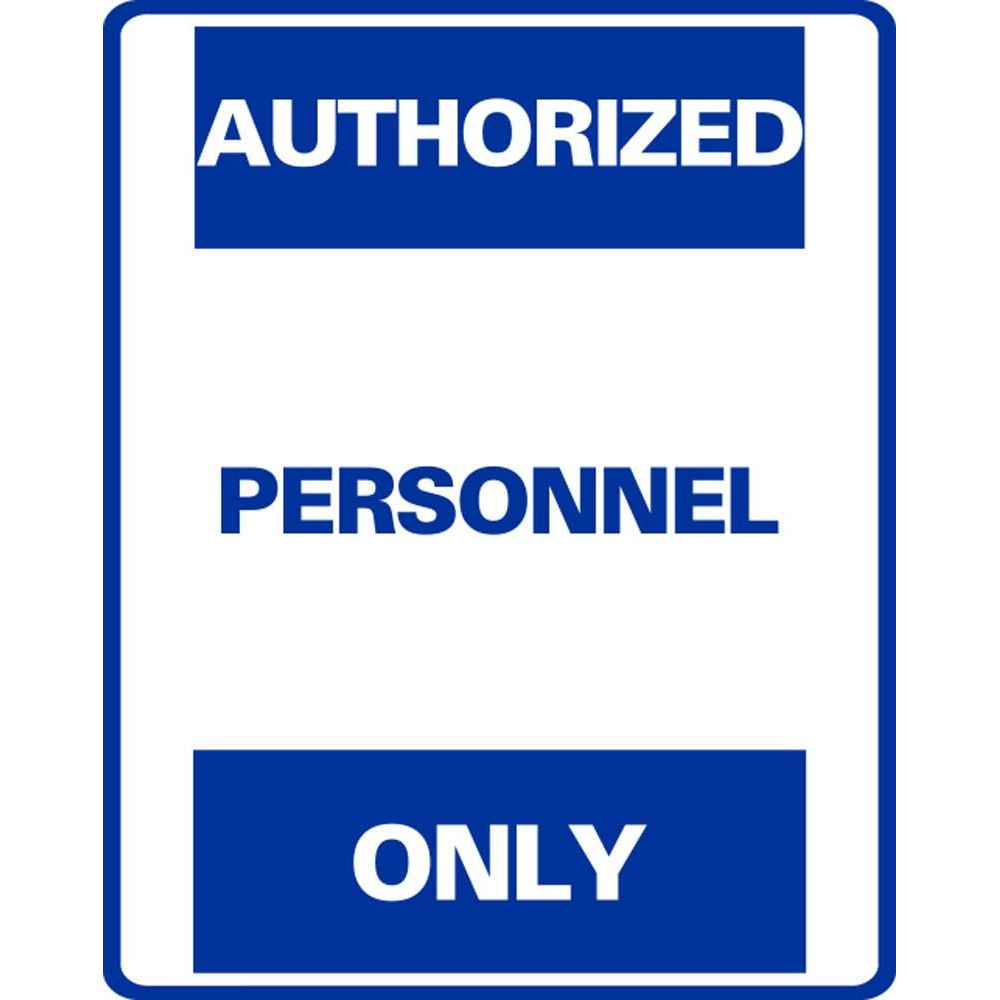 AUTHORIZED PERSONNEL ONLY  SG-302J