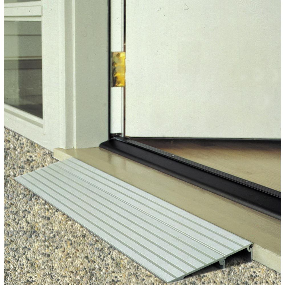 4'' Aluminum Threshold Ramp
