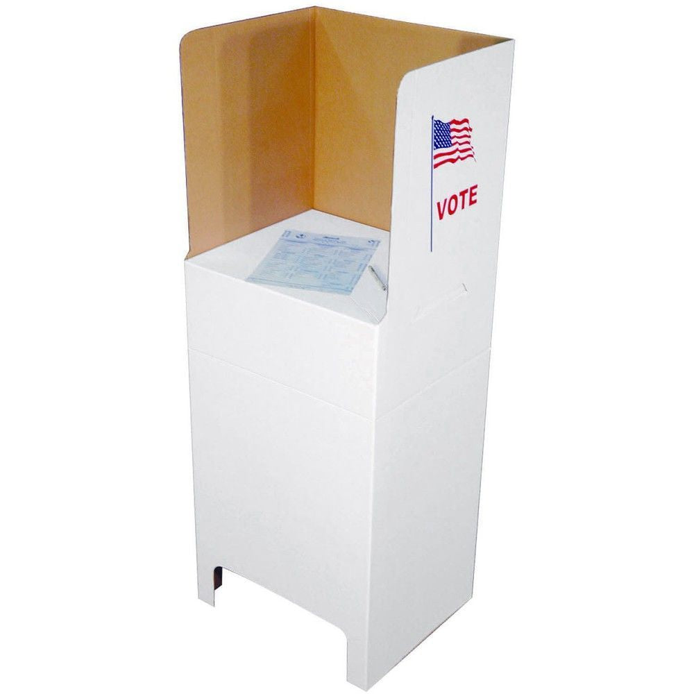 Select CB One-Piece Voting Booth