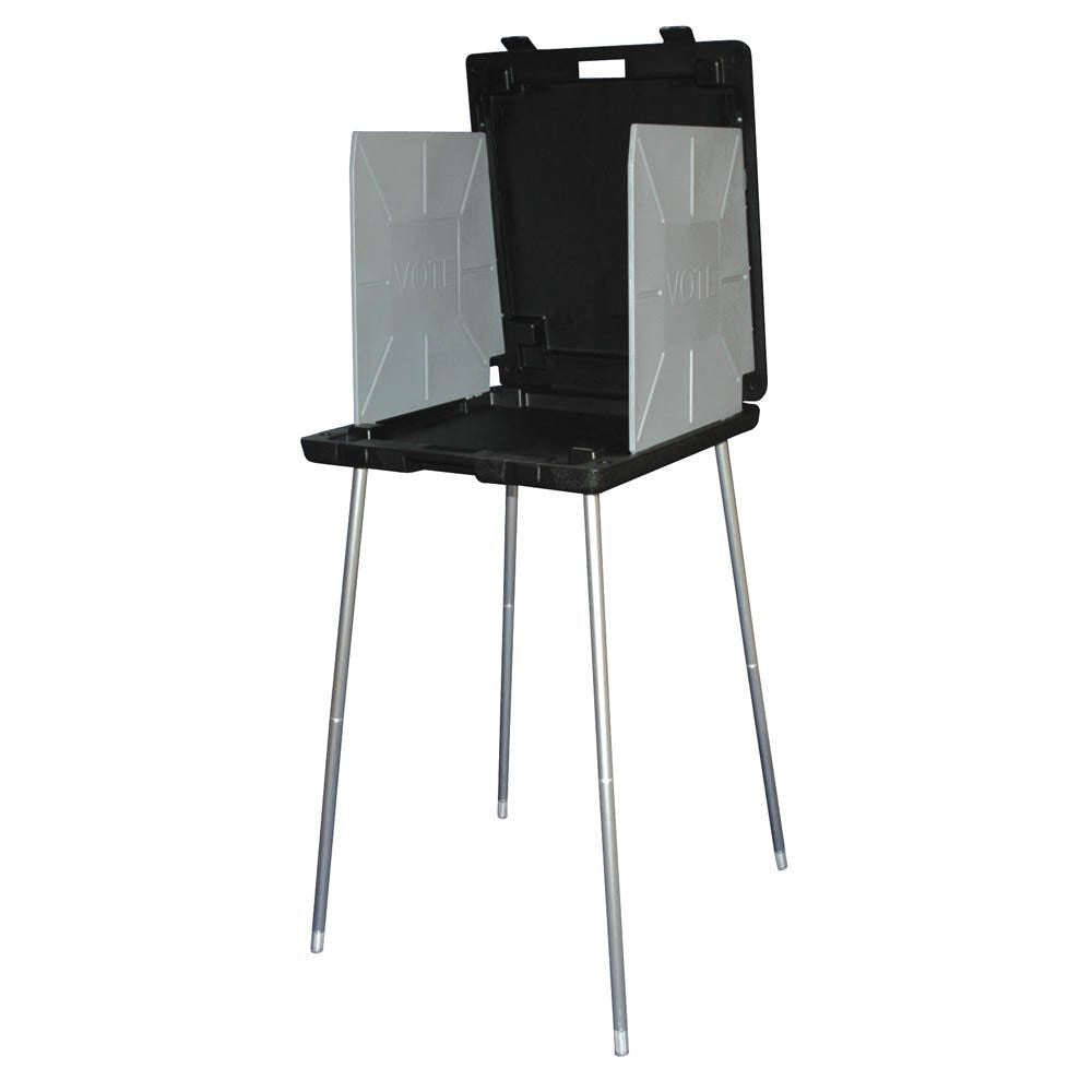 Select Deluxe Voting Booth, With LED Lights