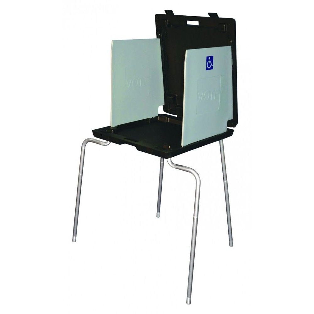 HCP Select Deluxe Voting Booth, With Handicap Legs